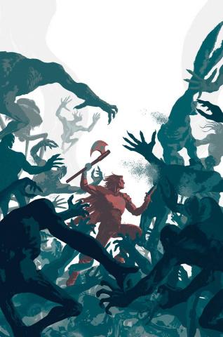 Wrath of the Eternal Warrior #4 (Allen Cover)