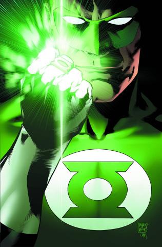 Green Lantern by Geoff Johns Vol. 1 (Omnibus)