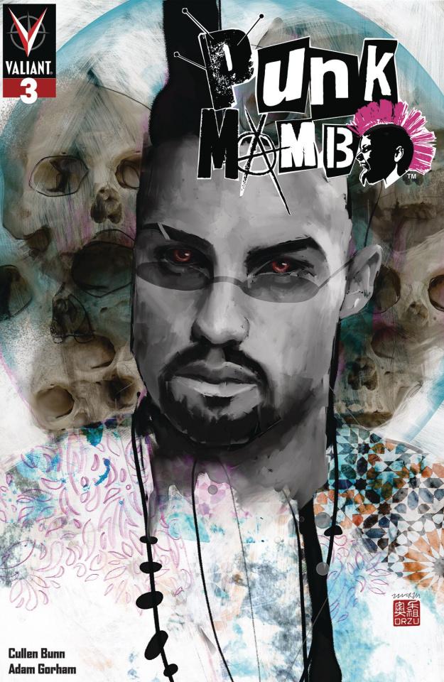 Punk Mambo #3 (Mack Cover)