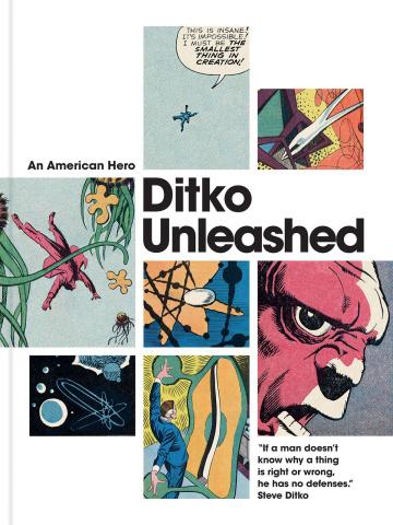 Ditko Unleashed