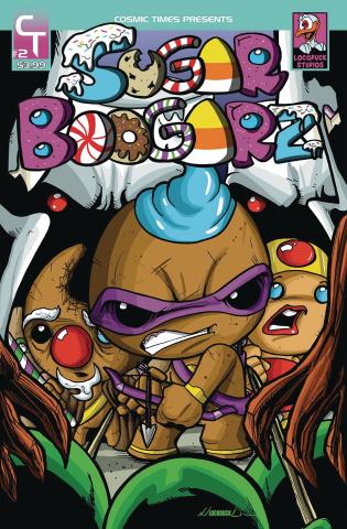 Sugar Boogarz #2