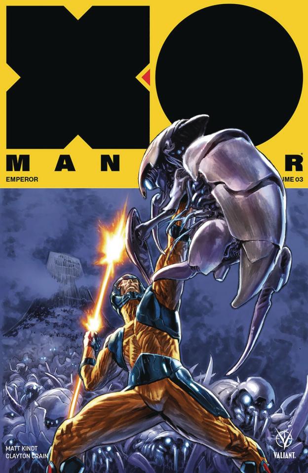 X-O Manowar Vol. 3: Emperor
