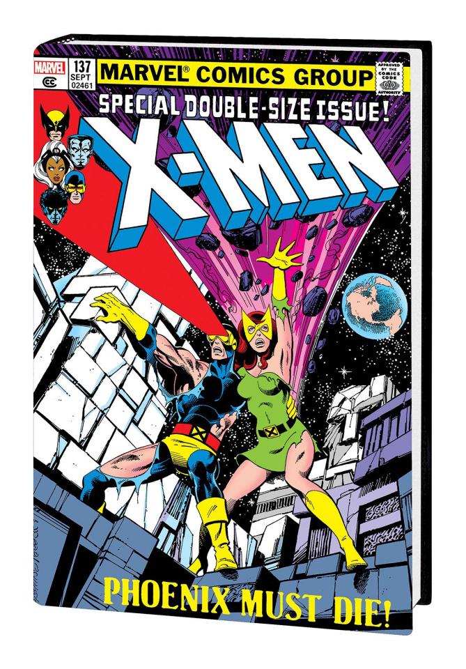Uncanny X-Men Vol. 2 (Omnibus Byrne Cover)
