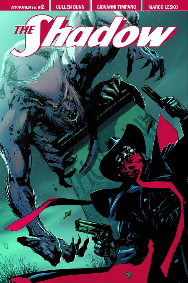 The Shadow #2