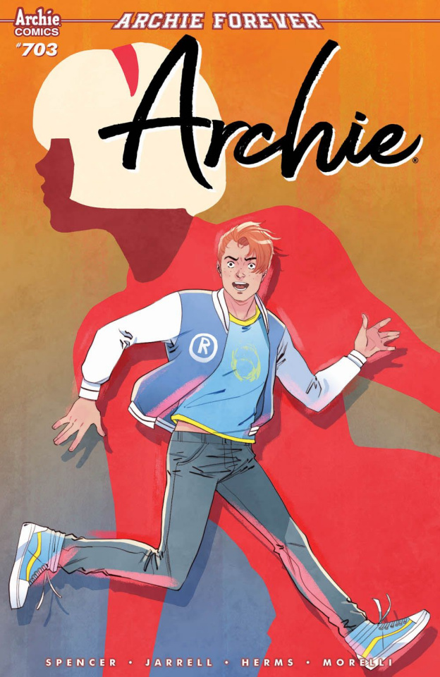 Archie #703 (Sauvage Cover)