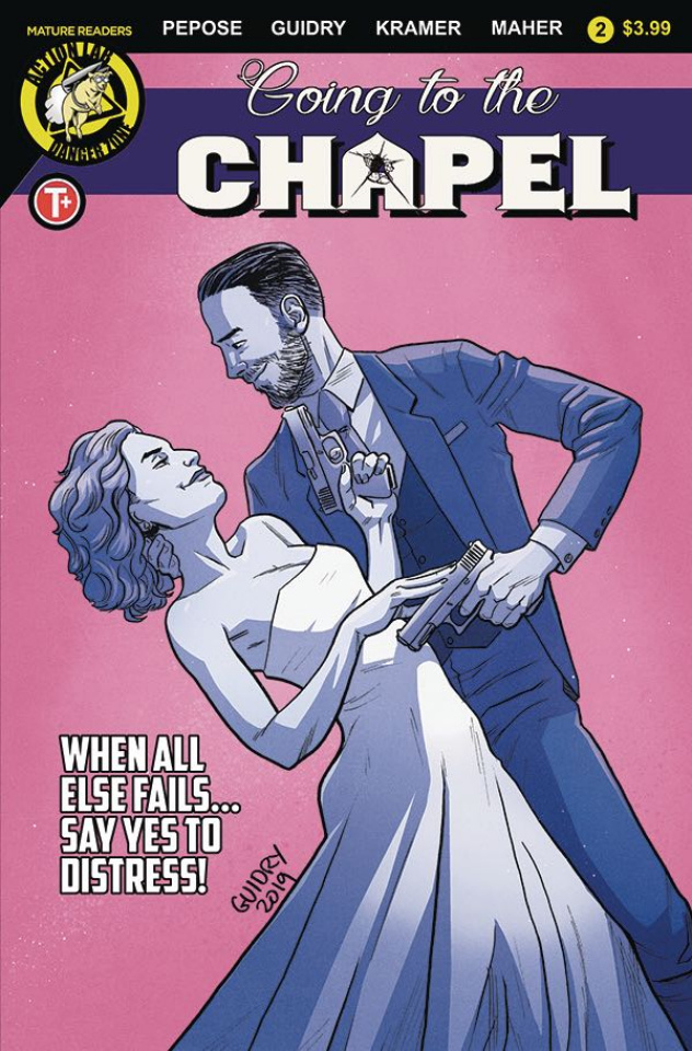 Going to the Chapel #2 (Guidry Cover)