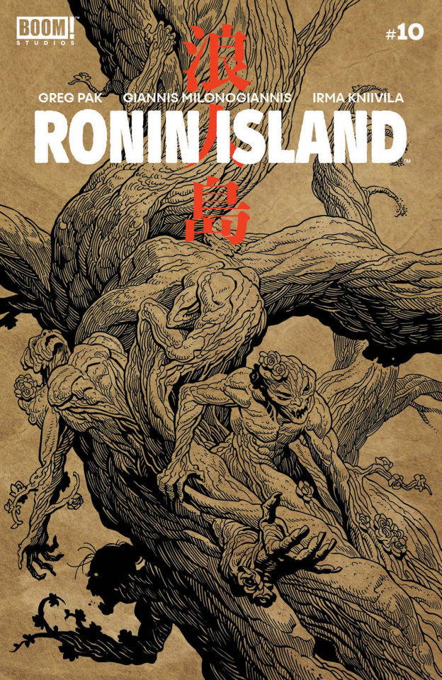 Ronin Island #10 (Preorder Young Cover)