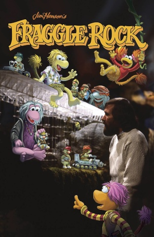 Fraggle Rock: The Journey to the Everspring #1 (10 Copy Myler Cover)