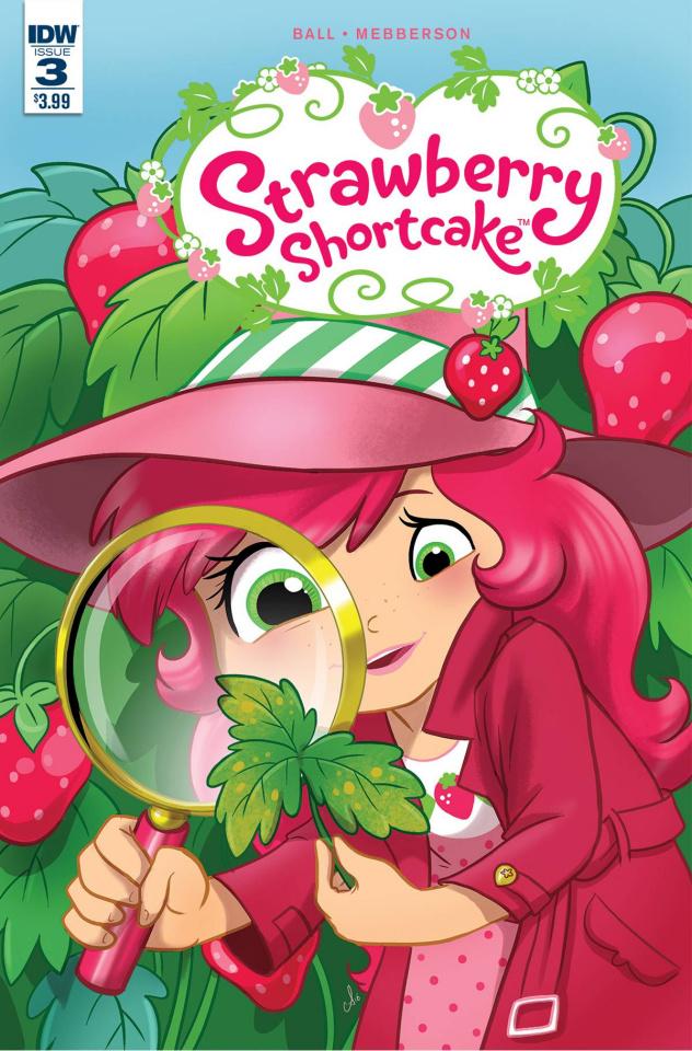 Strawberry Shortcake #3