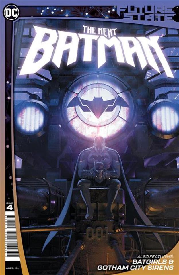 Future State: The Next Batman #4 (Ladronn Cover)