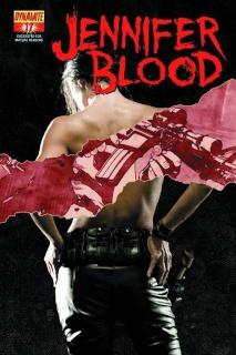 Jennifer Blood #17