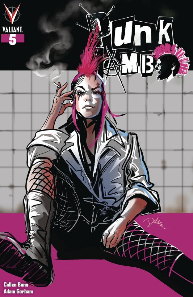 Punk Mambo #5 (Delara Cover)