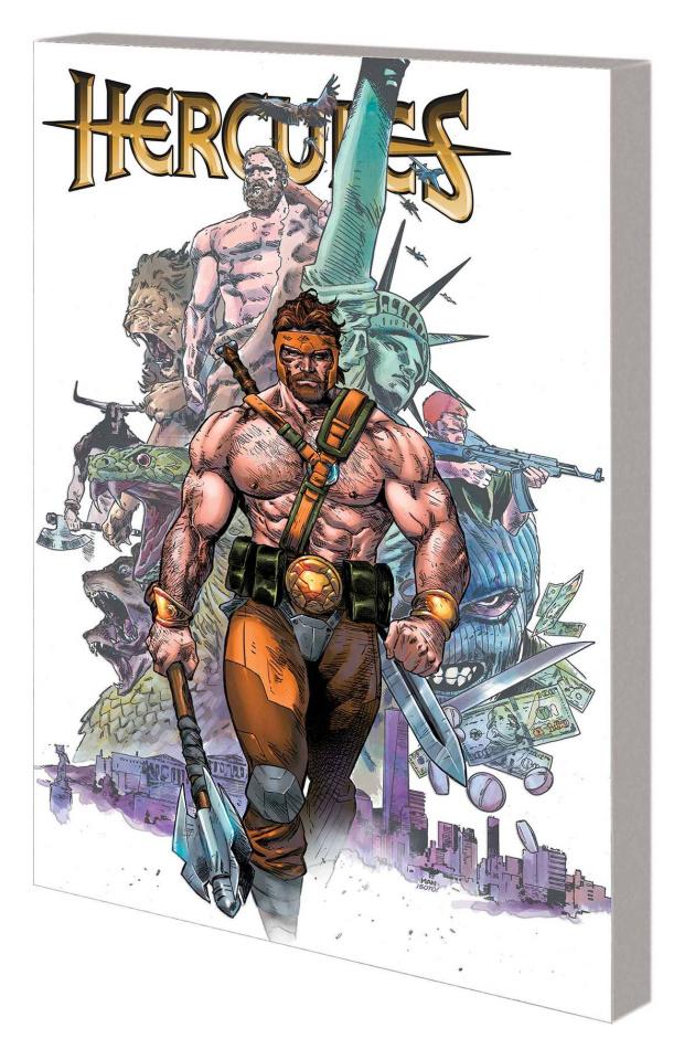 Hercules Vol. 1: Still Going Strong