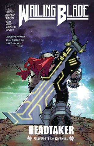 Wailing Blade Vol. 1: Headtaker