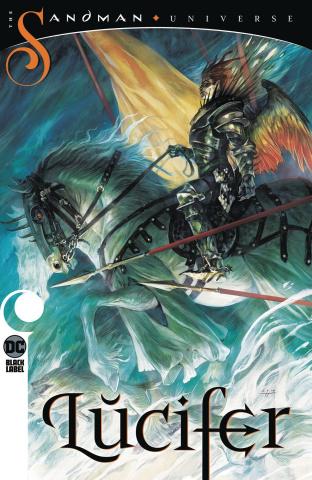 Lucifer Vol. 3: The Wild Hunt