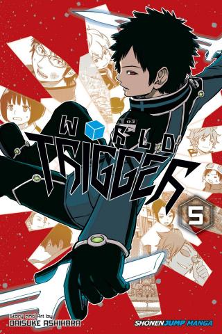 World Trigger Vol. 5