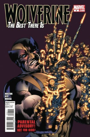 Wolverine: The Best There Is #8
