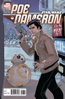 Star Wars: Poe Dameron #7 (Dodson Cover)