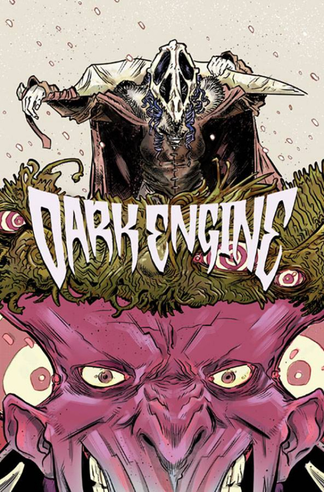 Dark Engine Vol. 1: The Art of Destruction