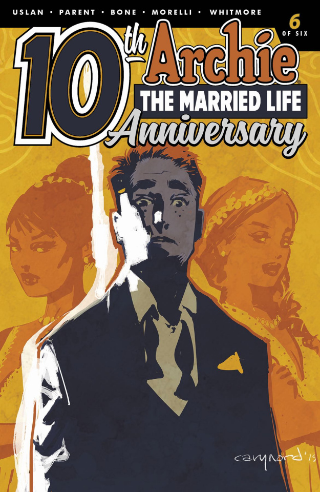 Archie: The Married Life - 10 Years Later #6 (Nord Cover)