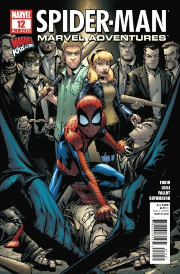 Spider-Man: Marvel Adventures #12