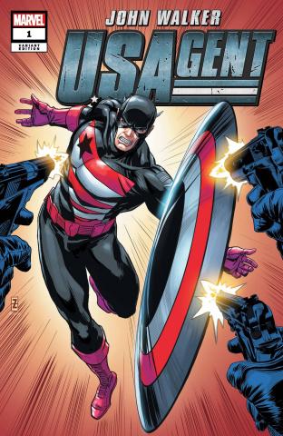 U.S.Agent #1 (Zircher Cover)