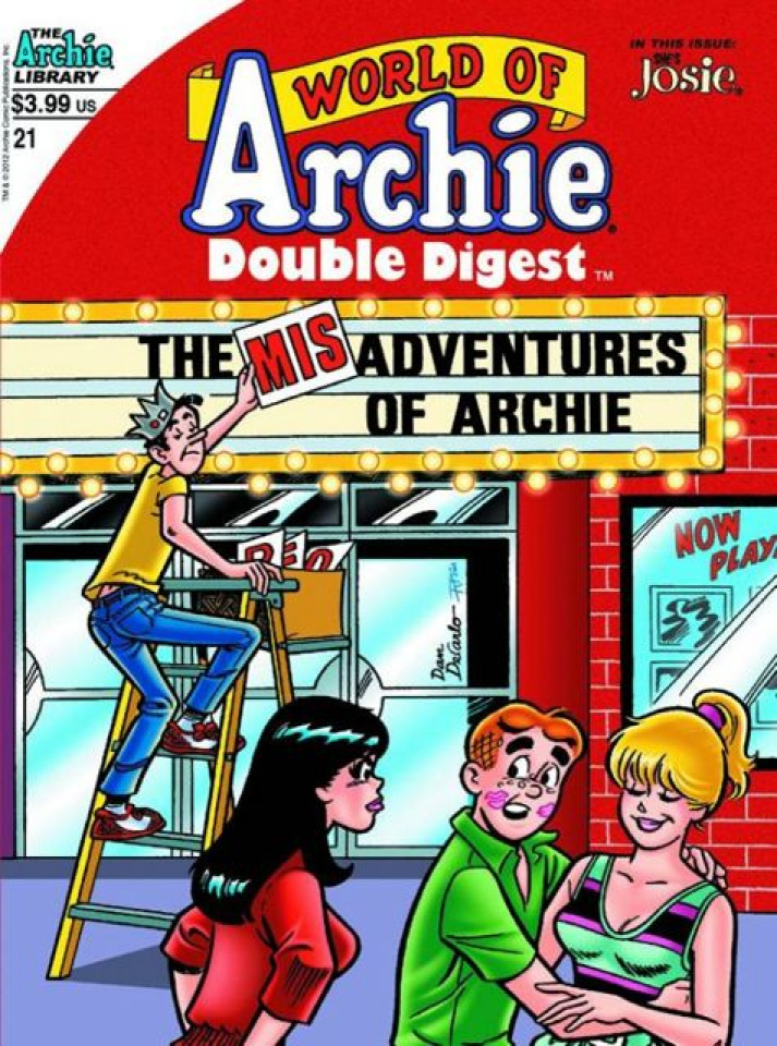 World of Archie Double Digest #21