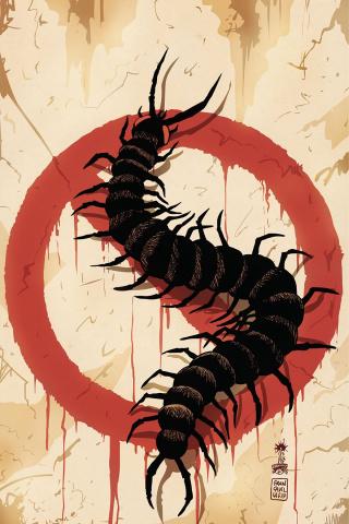 Centipede #3 (10 Copy Virgin Cover)