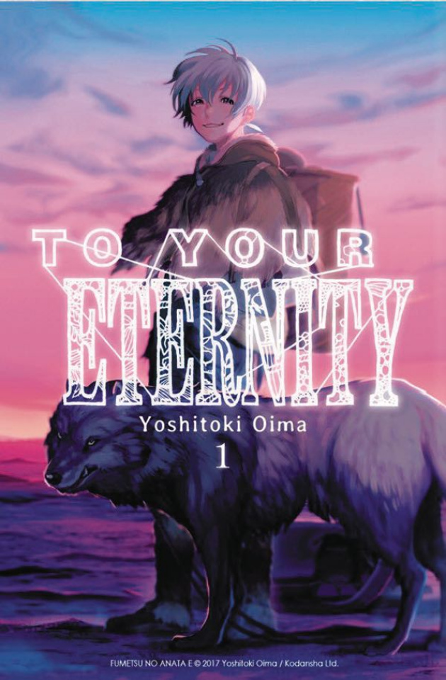 To Your Eternity Vol. 1