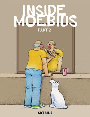 Moebius Library: Inside Moebius Vol. 2