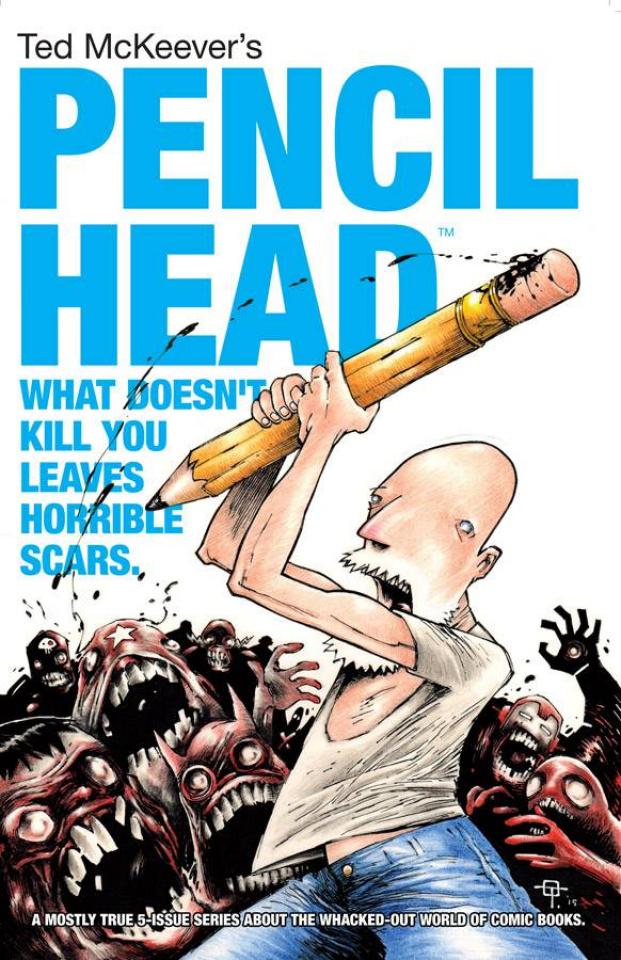 Pencil Head #2