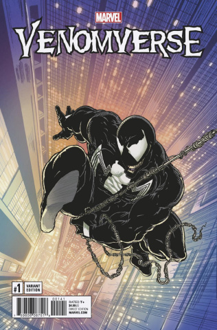 Venomverse #1 (McFarlane Remastered Cover)