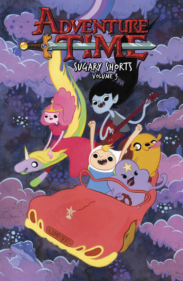 Adventure Time: Sugary Shorts Vol. 3