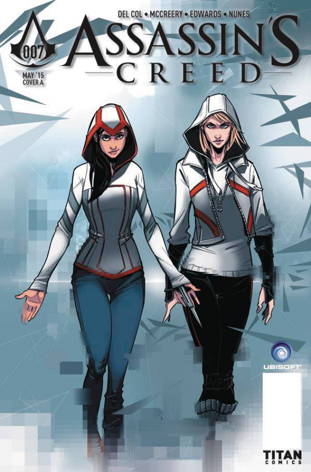 Assassin's Creed #7 (Wildgoose Cover)
