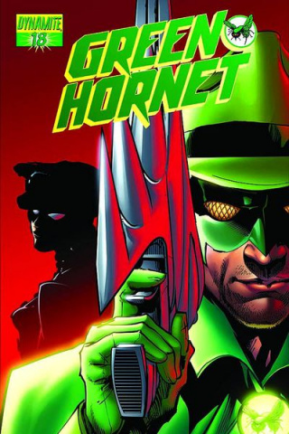 The Green Hornet #18
