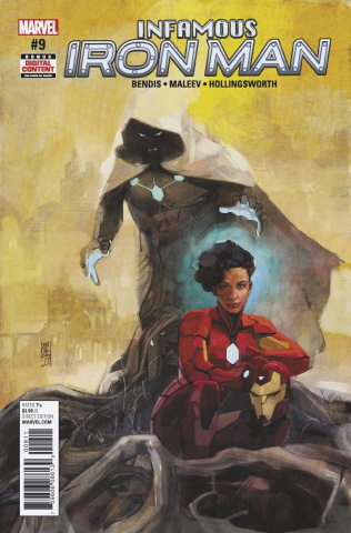 Infamous Iron Man #9
