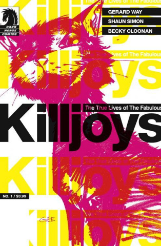 The True Lives of the Fabulous Killjoys #1 (Way Cover)
