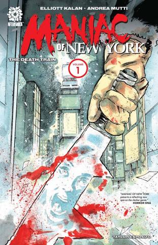 Maniac of New York Vol. 1: Death Train