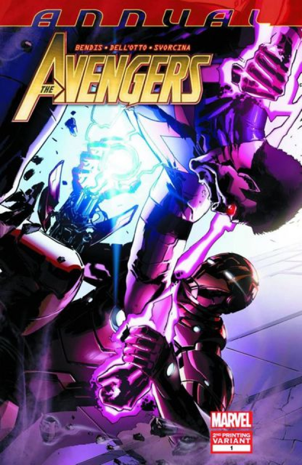 Avengers Annual #1 (2nd Printing)