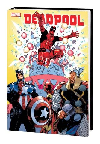 Deadpool by Daniel Way Vol. 1 (Omnibus)