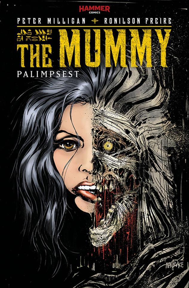 The Mummy #3 (Mandrake Cover)