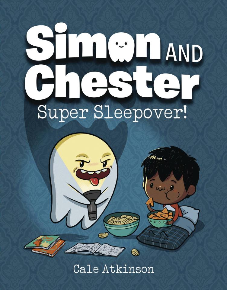 Simon and Chester Vol. 2: Super Sleepover!