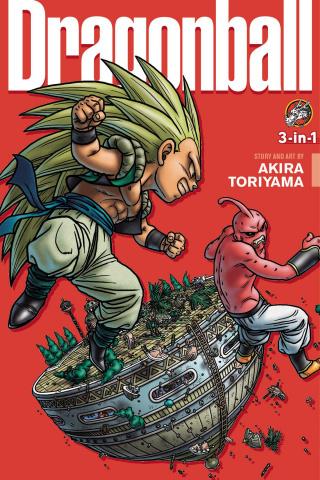 Dragon Ball Vol. 14 (3-in-1 Edition)