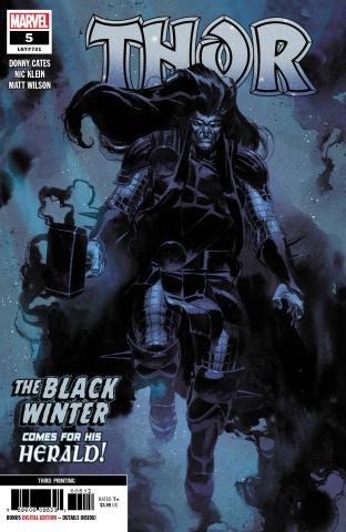 Thor #5 (Klein 3rd Printing)