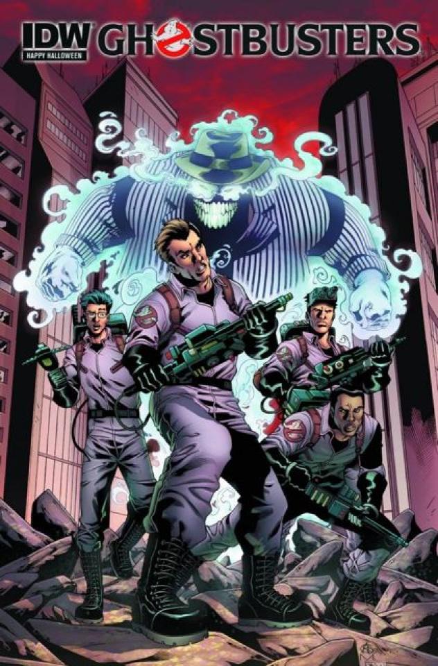 Ghostbusters Mini Comic Bundle 2012