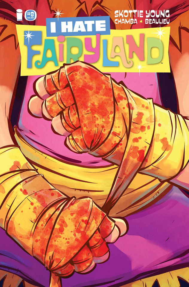 I Hate Fairyland #8 (Young Cover)