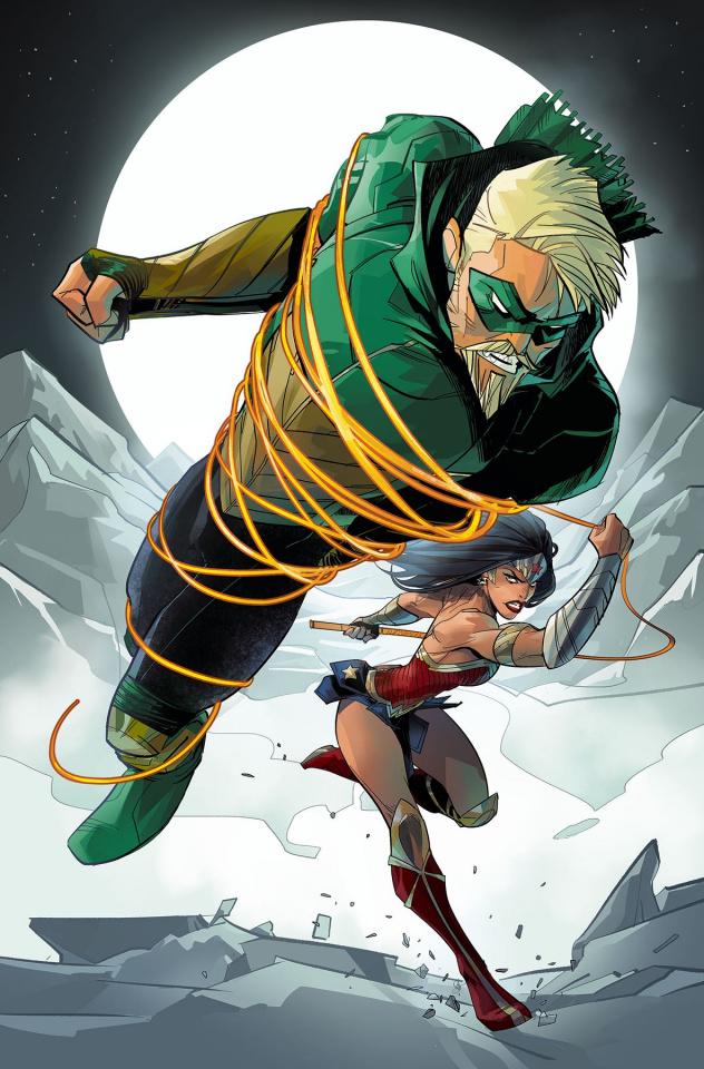 Green Arrow #27