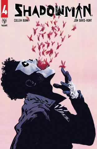 Shadowman #4 (Walsh Cover)