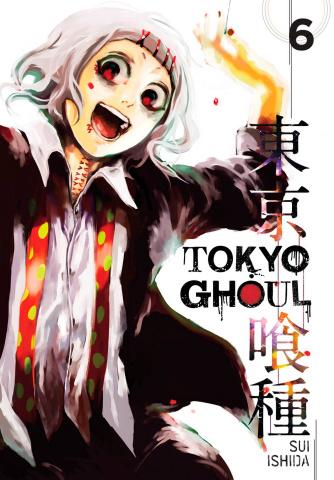 Tokyo Ghoul Vol. 6