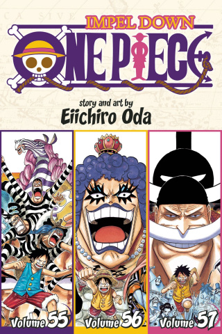 One Piece Vol. 19 (3-in-1 Edition)